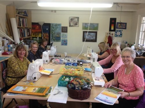 Rotary WAGS Patchwork and Quilting Jan 17